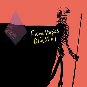 Fiona Staples: Digest #1 Art book