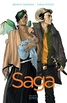 Saga: Volume One TPB - Signed