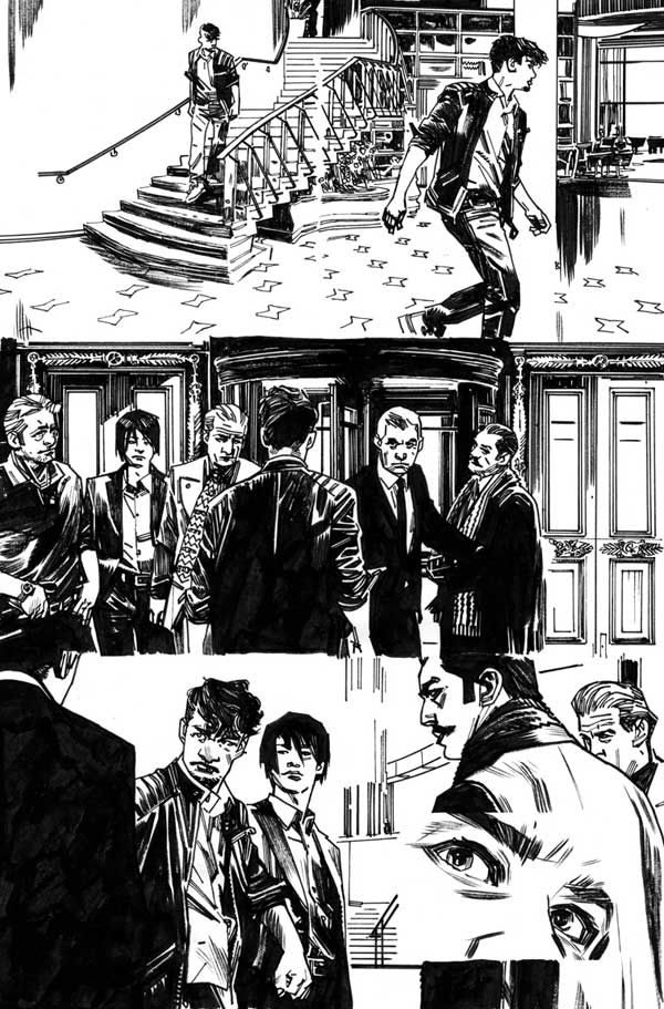 Mother Panic #1 page 09 by Tommy Lee Edwards
