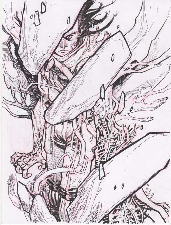Tetsuo Shima by Eric Canete