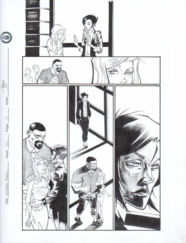 Mother Panic Issue 10 p.11 by Shawn Crystal