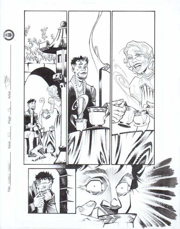 Mother Panic Issue 10 p.12 by Shawn Crystal