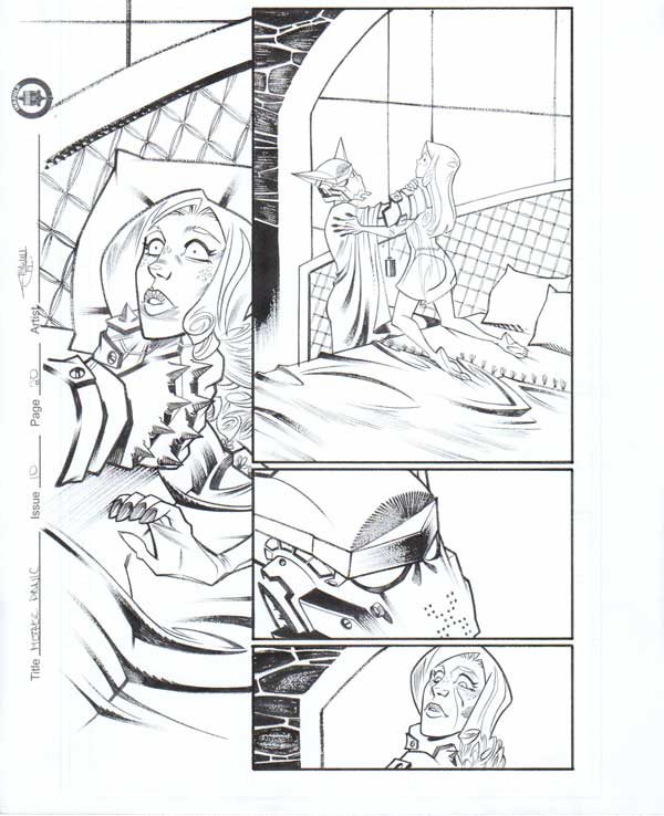 Mother Panic Issue 10 p.20 by Shawn Crystal
