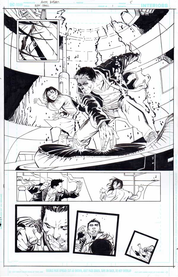 New Challengers #1 p.05 by Andy Kubert
