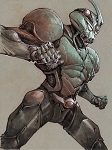 Guyver - 23288 by Eric Canete
