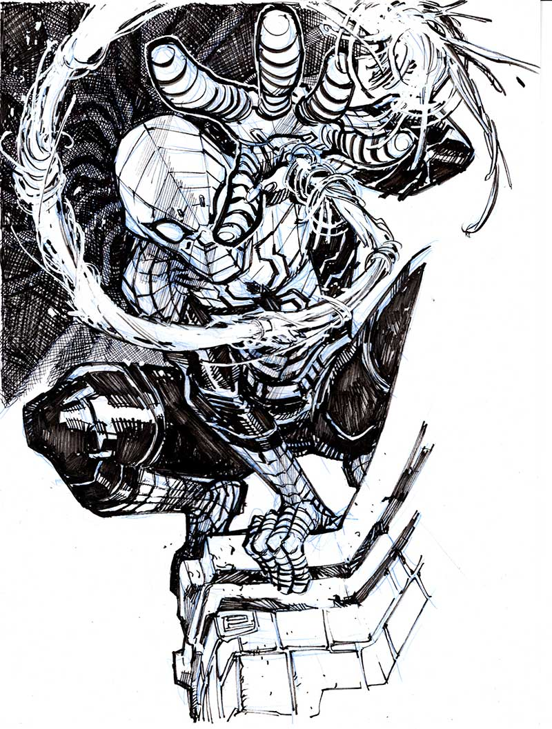 Spiderman - 26024 by Eric Canete