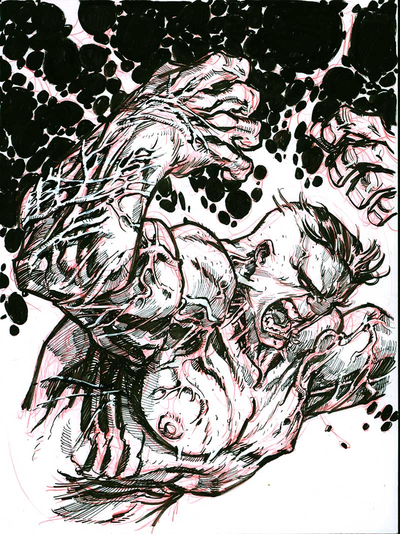 Hulk - 26047 by Eric Canete