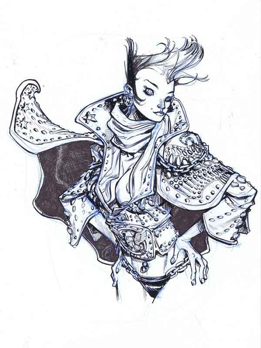 Star by Eric Canete