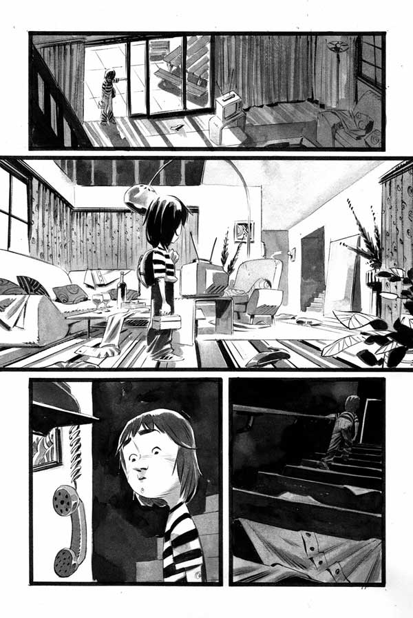 Black Science Issue 17 page 09 by Matteo Scalera