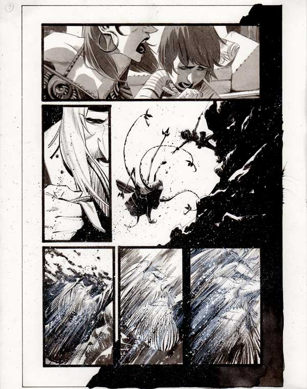 Black Science Issue 19 page 09 by Matteo Scalera