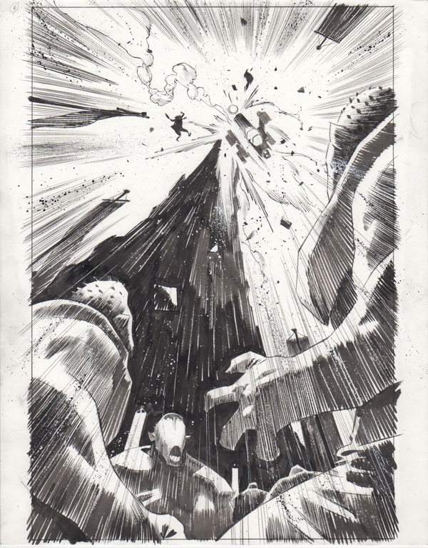 Black Science Issue 22 page 04 by Matteo Scalera