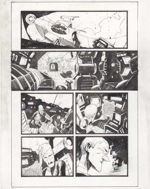 Black Science Issue 24 page 06 by Matteo Scalera