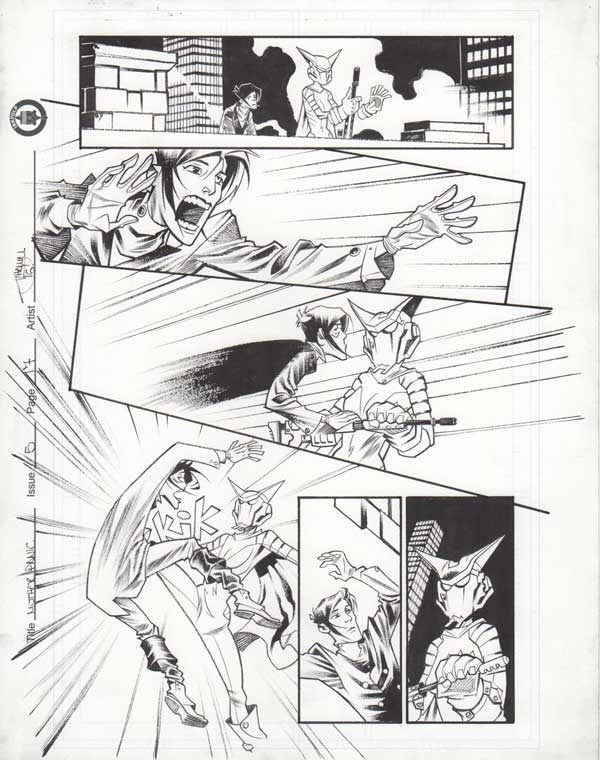 Mother Panic Issue 5 p.17 by Shawn Crystal