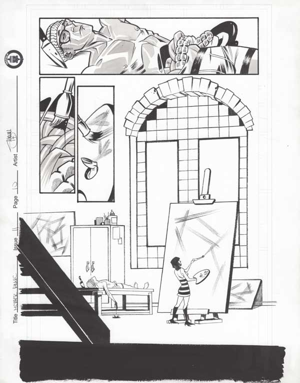 Mother Panic Issue 11 p.10 by Shawn Crystal