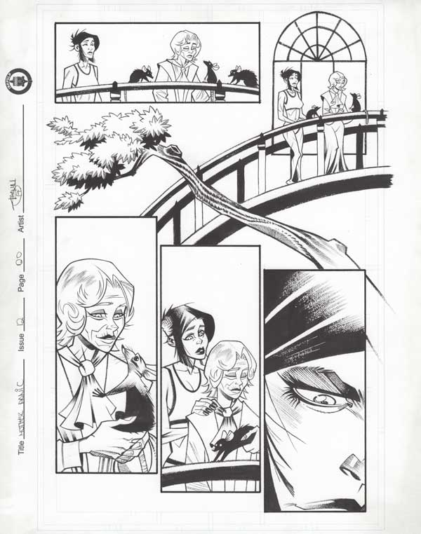 Mother Panic Issue 12 p.20 by Shawn Crystal