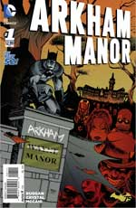 Batman: Arkham Manor #1