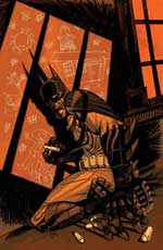 Batman: Arkham Manor #3