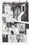 Arkham Manor Issue 4 p.01 by Shawn Crystal
