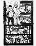 Dead Body Road Issue 3 p.12 by Matteo Scalera