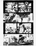 Dead Body Road Issue 3 p.18 by Matteo Scalera