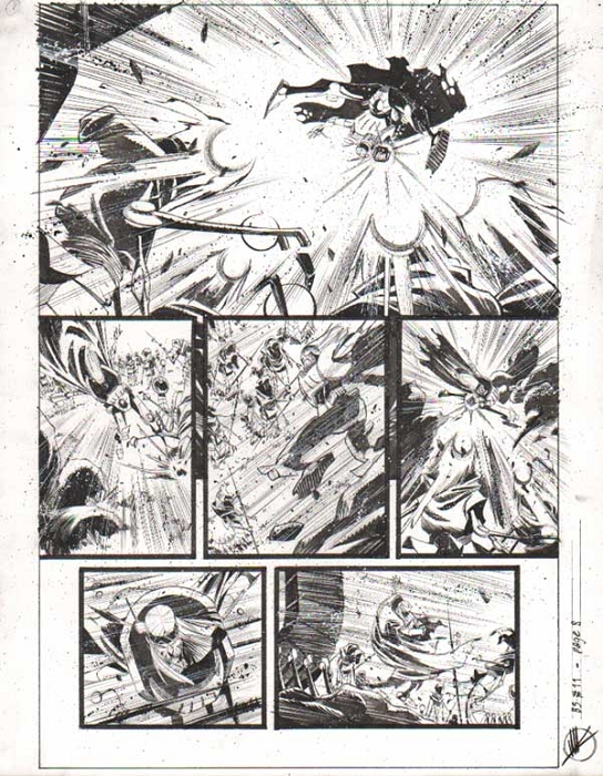 Black Science Issue 11 page 08 by Matteo Scalera