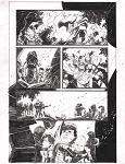 Black Science Issue 9 Page 13 by Matteo Scalera
