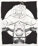 Bloodshot Reborn #4 Cover by Dave Johnson Comic Art