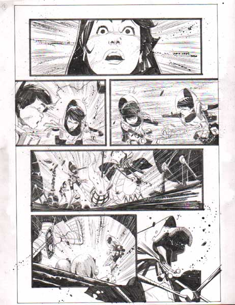 Black Science Issue 10 page 04 by Matteo Scalera