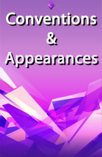 Conventions & Appearances