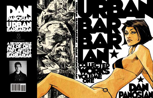 Urban Barbarian: Collected Works V1 by Dan Panosian