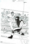 Black Lightning Year One #5 by Cully Hamner