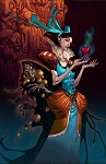 Snow White Print by Eric Canete