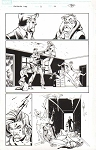 Fantomex Max Issue 1 p.17 by Shawn Crystal