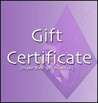 Essential Sequential Gift Certificate