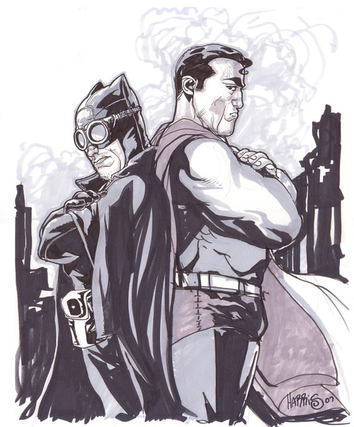 Worlds Finest by Tony Harris