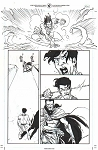 John Carter #4 p.12 by Ramon Perez