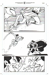 John Carter #4 p.13 by Ramon Perez