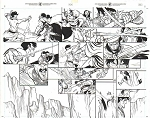 John Carter #4 p.14-15 by Ramon Perez