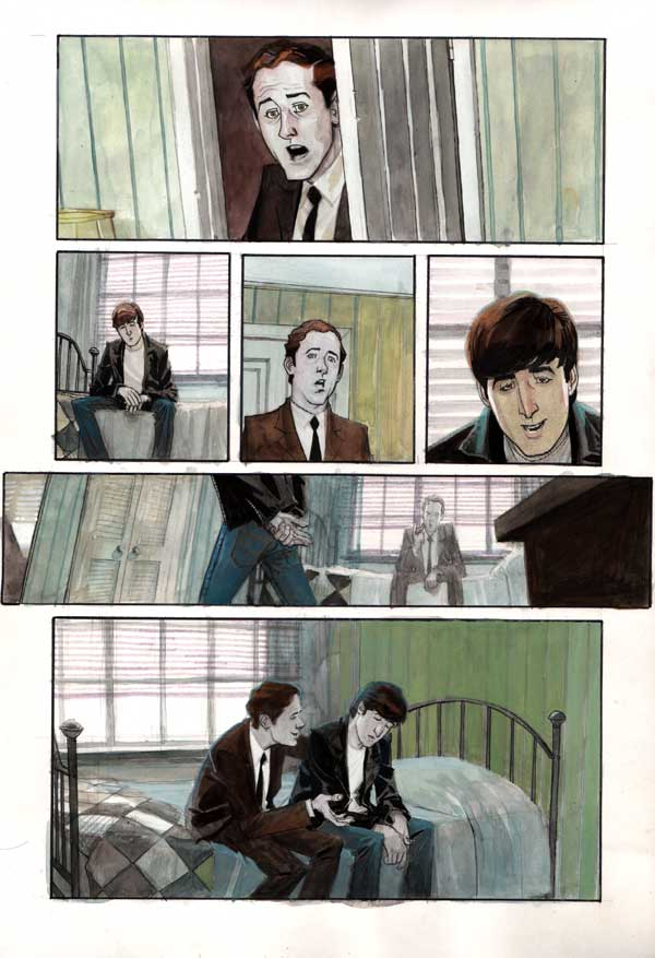 The 5th Beatle p.41 by Andrew Robinson
