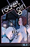 Rocket Girl TPB - Signed