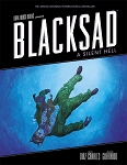 Signed Blacksad: Silent Hell by Juanjo Guarnido