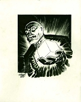 Red Skull by Dave Johnson