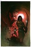King Size Conan #1 Cover by Andrew Robinson