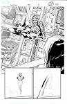 Deadpool #293 p.06 Artist Proof by Matteo Lolli