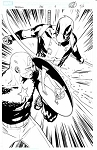Deadpool #296 p.01 Artist Proof by Matteo Lolli