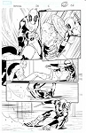 Deadpool #296 p.04 Artist Proof by Matteo Lolli