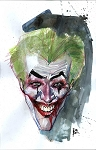Happy Joker by Rod Reis