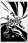 Batman Rebirth #5 Cover by Tim Sale Comic Art