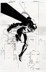 Batman #4 Rebirth Cover by Tim Sale Comic Art