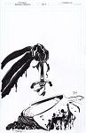 Batman Rebirth #7 Cover by Tim Sale Comic Art